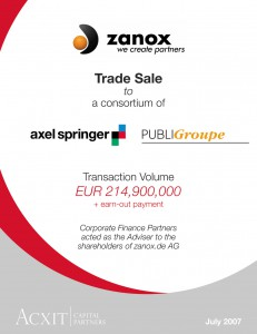 Acxit-Capital-Partners_Zanox-PubliGroupe_-July-2007_CFP